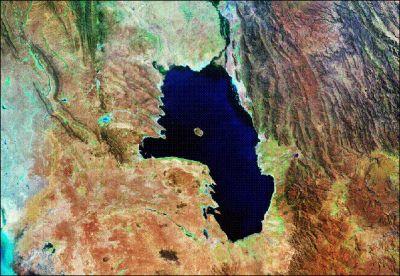 В Боливии исчезло второе по величине озеро