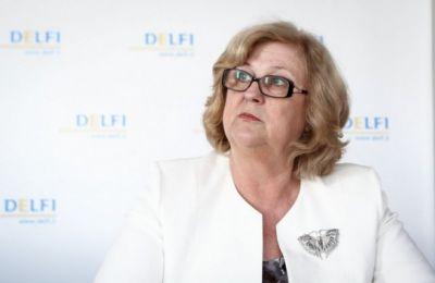 Министр здравоохранения Литвы покинула пост после признания во взятке