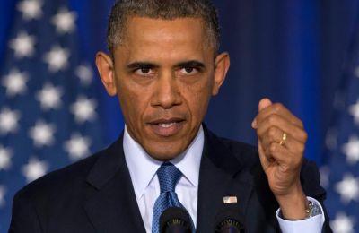 Обама выступил против селфи - ВИДЕО