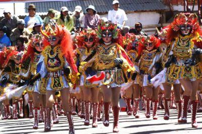 Четыре дня карнавала в Боливии унесли жизни 52 человек