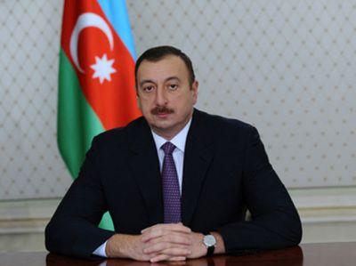Prezident serbiyalı həmkarını təbrik edib