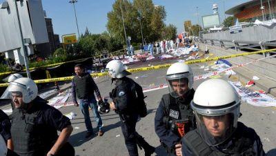 По делу о теракте в Анкаре арестованы 14 человек