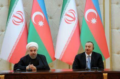 Президенты Азербайджана и Ирана выступили с заявлениями для печати