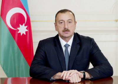 Организован официальный прием в честь Ильхама Алиева