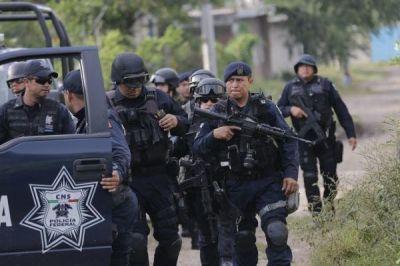 В Мексике открыта охота на высокопоставленных полицейских