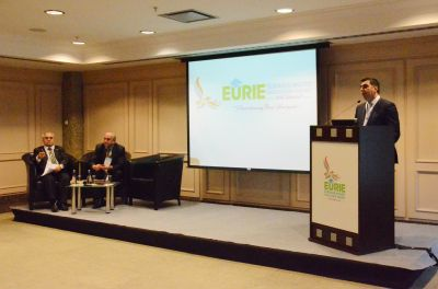Ректор Эльмар Гасымов принял участие в Евразийском Международном Саммите Высшего Образования