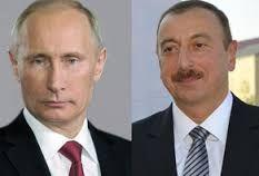 Президенты Азербайджана и России провели телефонный разговор