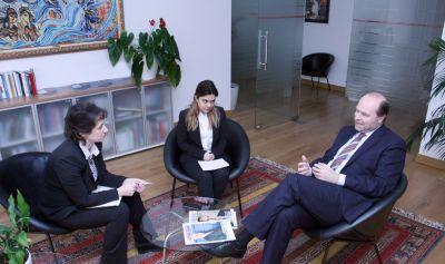 Аксель Вех: «Для инвестиций самое главное их правовая защита» ФОТО