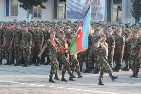 Представители ВС Азербайджана примут участие в международных мероприятиях