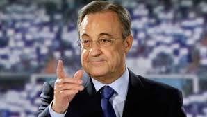 """Президент """"Реала"""" Перес готов избавиться от Роналду"""