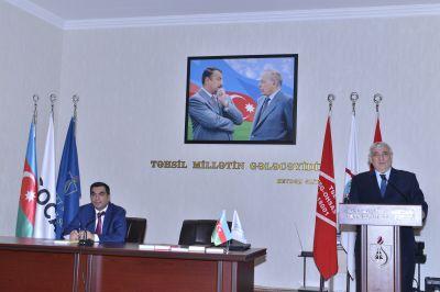 В БВШН состоялась встреча с Камалом Абдуллаевым