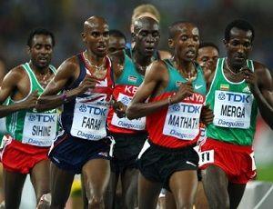 Девять бегунов из Эфиопии подозреваются в употреблении допинга