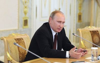 Путин планирует обсудить с Меркель, Кэмероном и Олландом ситуацию в Сирии
