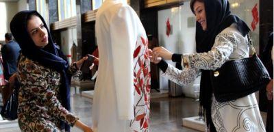 Tehranda moda və geyim festivalı keçirilir