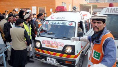 Количество погибших в Пакистане в результате теракта возросло до 17