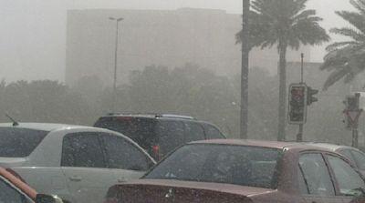 ОАЭ во власти сильных ветров и ливней
