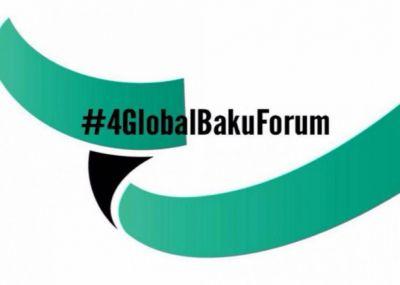 Начался IV Глобальный Бакинский Форум
