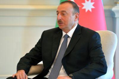 Президент Азербайджана принял главу Пограничной службы России