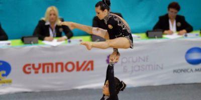 Акробаты Азербайджана стали бронзовыми призерами Кубка мира