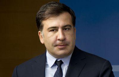 Жители Одессы потребовали выгнать Саакашвили из города