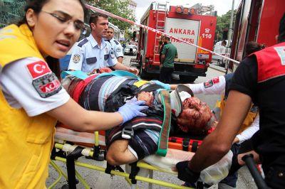 Возросло число погибших при взрыве в Анкаре