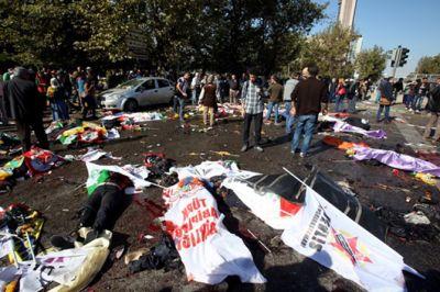 Посол Австралии находился в 20 метрах от места теракта в Анкаре