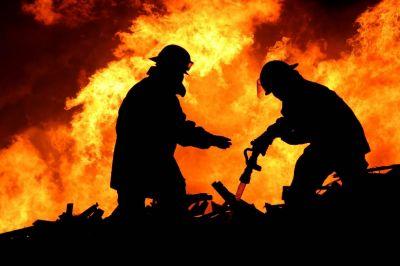 В Башкирии при пожаре в частном доме погибли 12 человек