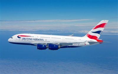 «British Airways» приостанавливает авиарейсы Лондон-Баку-Лондон