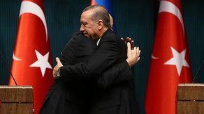 Турецкие СМИ широко осветили встречу президентов Азербайджана и Турции
