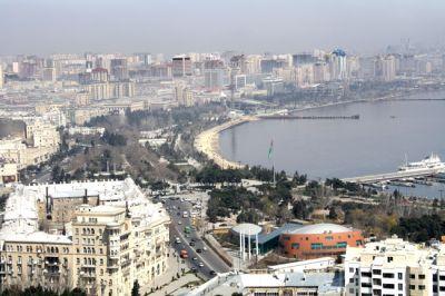 Завтра в Баку ожидается переменная облачность, до 12 градусов тепла