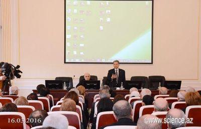 Был отпразднован 80-летний юбилей члена-корреспондента НАНА Гаджи Агабека Султанова