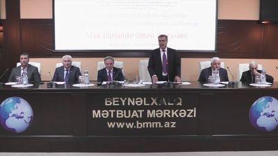 KİVDF-dən jurnalistlərə Novruz mükafatı