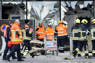 Число жертв терактов в Брюсселе выросло до 35
