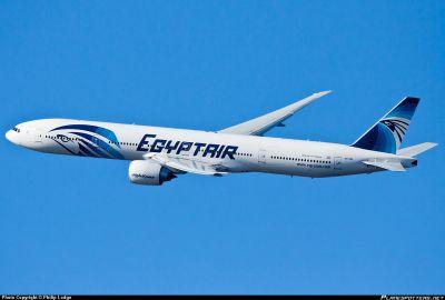 Все пассажиры египетского самолета освобождены