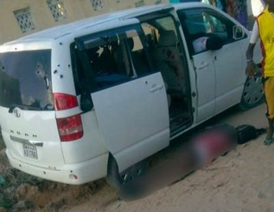 В Сомали убита гражданка Азербайджана