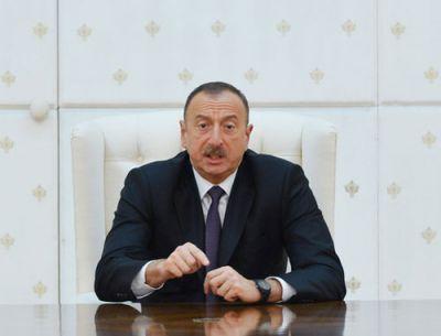 Президент Алиев: Азербайджан воюет на своей территории
