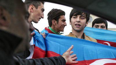 Азербайджан не берет добровольцев на войну