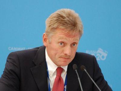 Пресс-секретарь президента России: Ситуация еще далека от того, чтобы быть устойчивой