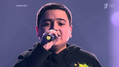 Грандиозное выступление Азера Насибова в шоу «Голос»