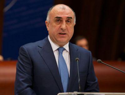 Мамедъяров: Мы призываем мировую общественность потребовать от Армении прекратить незаконную оккупацию