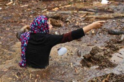 В Иране произошло наводнение, есть погибшие