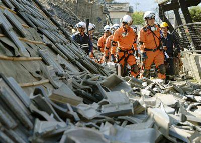 Азербайджанцев среди пострадавших при землетрясении в Японии нет