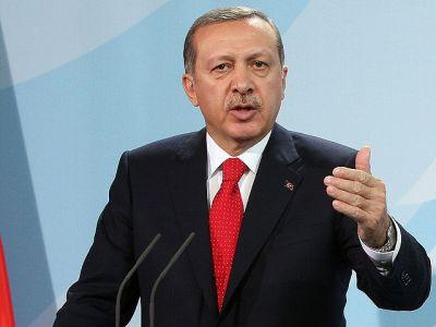 Президент Турции собирается совершить визит в Баку