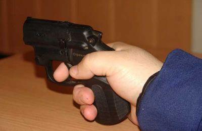 В России малолетний ребенок выстрелил в себя