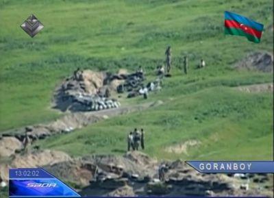 Новые кадры армянской армии из Карабаха — враг под прицелом