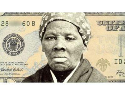 Портрет темнокожей женщины появится на новых 20-долларовых банкнотах