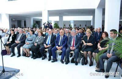 Состоялось мероприятие по случаю 93-летия со дня рождения академика Зарифы Алиевой