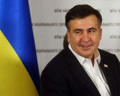 Саакашвили пообещал вернуться в Грузию после парламентских выборов