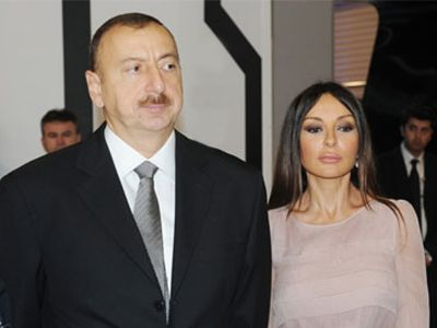 Президент Азербайджана и его супруга принимают участие в 7-ом Глобальном форуме Альянса цивилизаций ООН