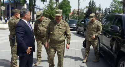 Закир Гасанов: «Ночью были разрушены вражеские посты»